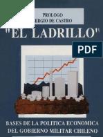 Sergio de Castro - El Ladrillo