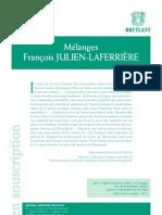 Bon de Sou Script Ion, f. Julien-laferriere