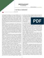 06 décembre 2009 EPR enquête sur un fiasco industriel
