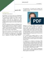 08 juillet 2011 Affaire LagardeTapie pourquoi la CJR retarde sa décision