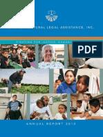 CRLA 2010 Annual Report