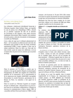 23 mai 2011 Christine Lagarde est impliquée dans deux autres dossiers