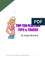 Flirt Tips