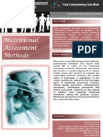 Nutritional Assessment Methods