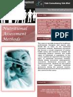 Nutritional Assessment Methods