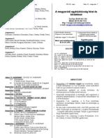 Hirdetések 2011 július 31 - augusztus 7