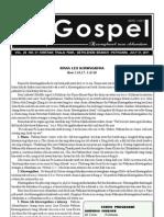 Gospel 31