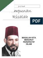 Masalah Kita Menurut Perspektif Islam - Hassan Al-Banna (Himpunan Risalah - Majmuah Rasail)