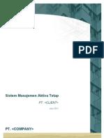 Proposal - Sistem Manajemen Aktiva Tetap