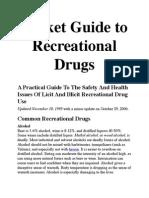Pocket Drug Guide