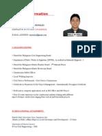 Penolio Resume