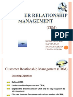 Finall Crm Ppt