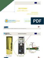 Geotermia y Aerotermia