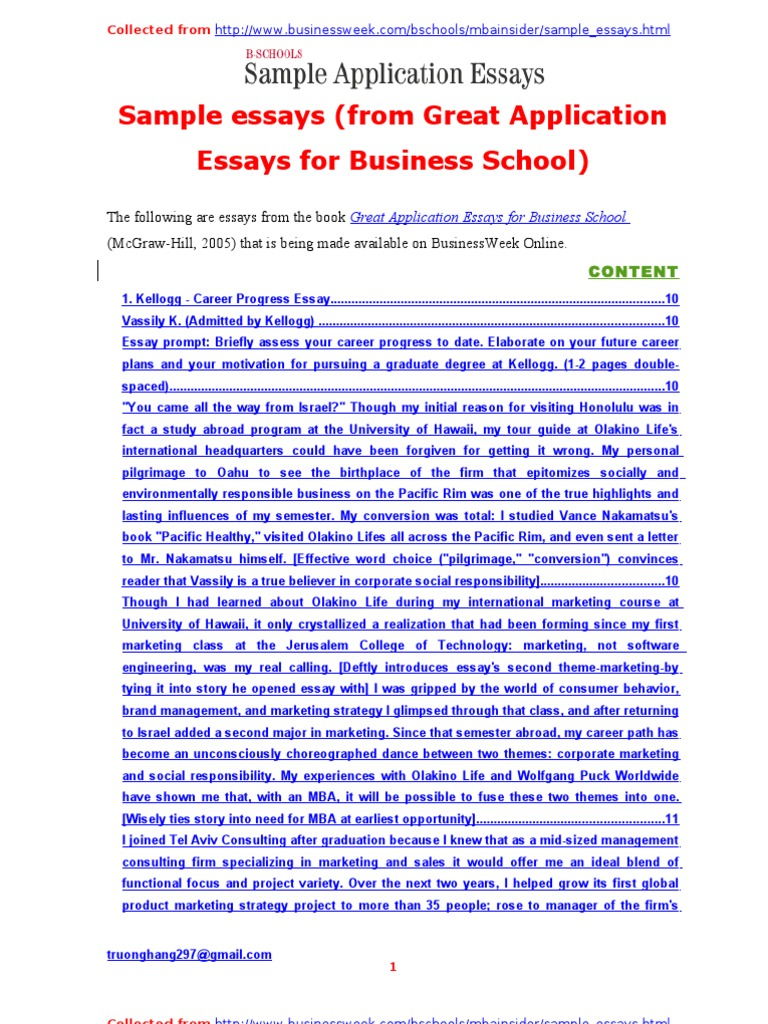 study abroad application essay example