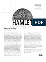 Hamlet 6pp