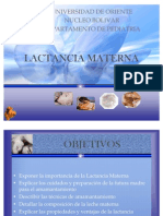 Lactancia Materna Modificado
