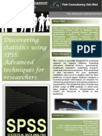 Discovering Statistics Using SPSS Advanced Techniques for Researchers