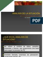 Analisis de La Situacion de Una Empresa