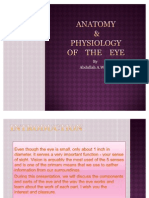 Anatomy of Human Eye11