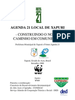 Agenda 21 Local Xapuri 2006