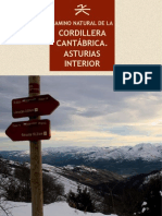 Ruta por la Cordillera Cantabrica