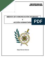 Medios Comunicación y Acción Humanitaria