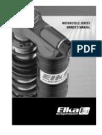 Elka Moto Manual