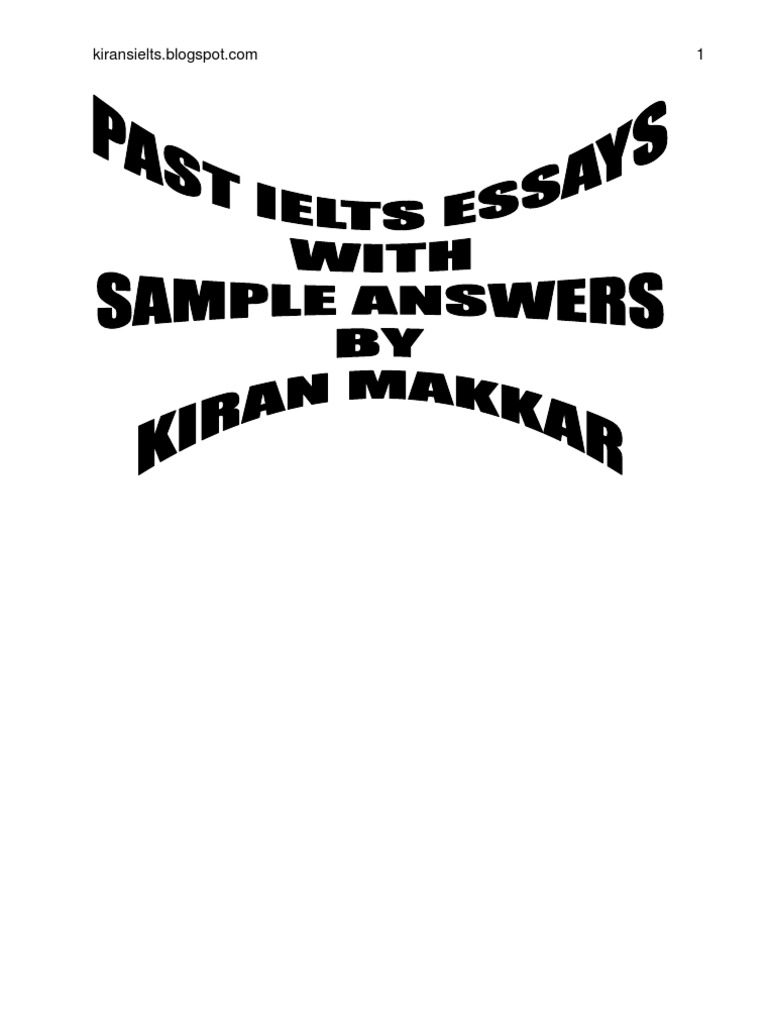 essays ielts society opinion