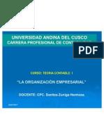 Organizacion-empresarial TEO I