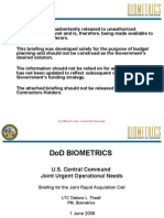 DOD+Biometrics+JRAC+Brief+2+Jun+06