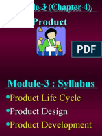 Module-03 - Product- Process & Service Design