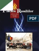 Flacara Rusaliilor 1-2011