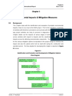 CHAPTER-5 ENVIRONMENTAL IMPACTS & MITIGATION MEASURES