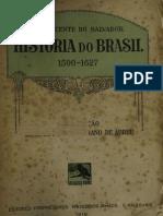 Frei Vicennte Do Salvador - História do Brasil