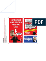 Higher Gas Prices