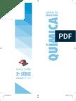 2009 Volume 2 CADERNODOPROFESSOR QUIMICA EnsinoMedio 2aserie Caderno Do Professor
