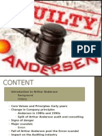 Arthur Anderson Case_Presented by Group 4_20110730