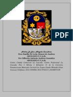 Escrito de Defensa de Contribuyente en Reparo Fiscal II