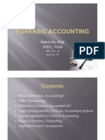 Forensic Accounting