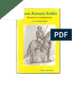 Libro General Juan Antonio Sotillo