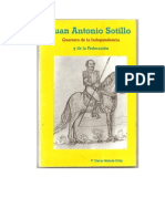 Libro General Juan Antonio Sotillo