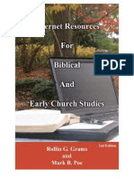Internet Resources Second Edition
