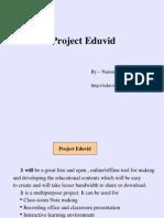 Eduvid Presentation