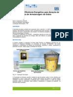 WEG Cocari Solucao de Eficiencia Energetica Para Aeracao de Silos de Armazenagem de Graos Estudo de Caso Portugues Br