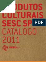 SESC Ed Catalogo 2011 Baixa