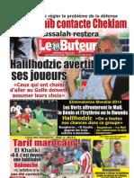 LE BUTEUR PDF du 31/07/2011