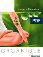 Catalogo+Organique+by+Himalaya