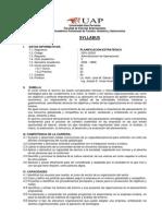 Syllabus-estrategia de Negocios Alas Peruanas