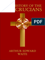 Waite a E - Real History of the Rosicrucians (440 Pgs)