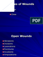 Types of Wounds 2